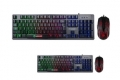 Keyboard + Mouse  Marvo KM 408 đen LED ( USB )