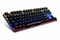 Keyboard FL Esports K191 đen LED (USB)