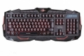 Keyboard Marvo K 650  ( USB ) LED đen