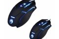 Mouse Marvo  M 310 đen LED( USB )