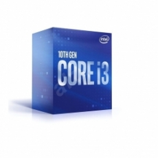 CPU Intel Core I3-10100 (4 Nhân 8 luồng - 3.6GHz up to 4.3GHz) - SK 1200
